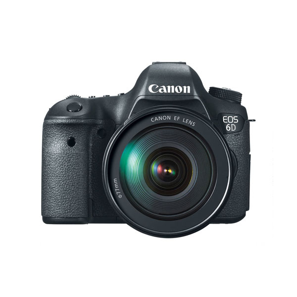 دوربین کانن مدل canon EOS 6D Mark II 24-70 F/4L IS USM
